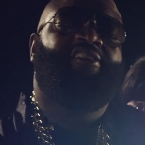 "Rick Ross f. Omarion - ""Ice Cold"""