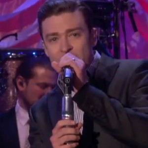"""Justin Timberlake - """"Mirrors"""" (Live On The Ellen Show)"""