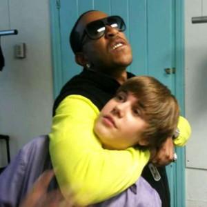 "Justin Bieber f. Ludacris - ""All Around the World"""