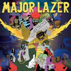 Major Lazer f. Tyga, Bruno Mars & Mystic - Bubble Butt