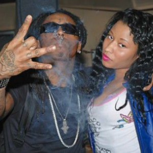 Nicki Minaj f. Lil Wayne - Higher Than a Kite