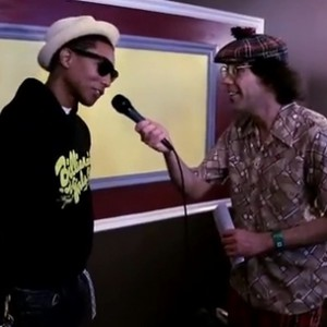 Pharrell Williams - Nardwuar Interview Part 2