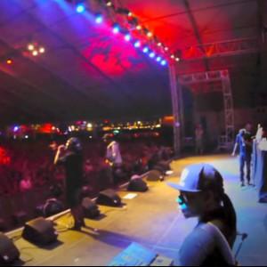 "Pusha T f. Travis Scott - ""Blocka"" (Live At Coachella)"
