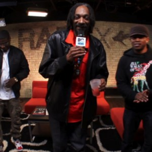 Snoop Dogg & Big K.R.I.T. - MTV Rapfix Live Freestyle