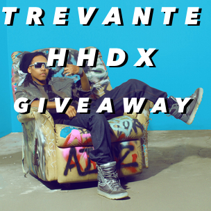 Trevante x HipHopDX Giveaway