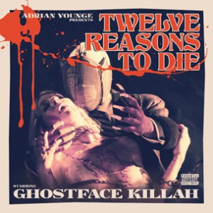 """Ghostface Killah & Get On Down To Release Two Exclusive Packages For """"Twelve Reasons To Die"""""""