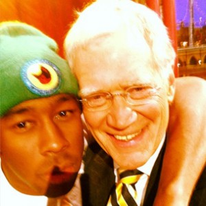 "Tyler, The Creator f. Domo Genesis & Earl Sweatshirt - ""Rusty"" [David Letterman Live Performance]"