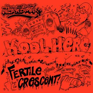 Homeboy Sandman - Kool Herc Fertile Crescent
