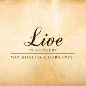 "Wiz Khalifa & Curren$y ""Live In Concert"" Cover Art, Tracklist & EP Stream"