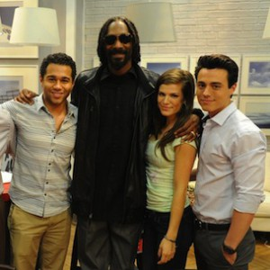 """Snoop Lion & Artist IZA To Appear On New Theme Song To """"One Life To Live"""""""