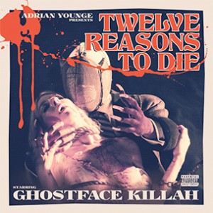 "Ghostface Killah & Adrian Younge ""Twelve Reasons To Die"" Tracklist & Album Stream"