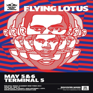 Red Bull x Flying Lotus Ticket Giveaway