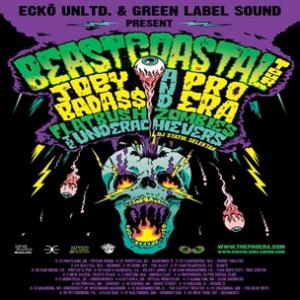 HipHopDX x Beast Coastal Tour Ticket Giveaway