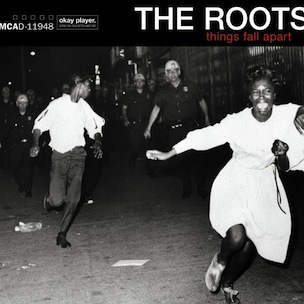 "The Roots' ""Things Fall Apart"" Certified Platinum"