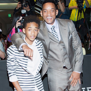 Will Smith, Jaden Smith & DJ Jazzy Jeff Perform Together