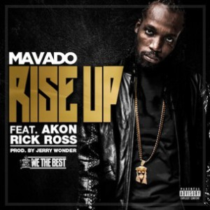Mavado f. Akon & Rick Ross - Rise Up