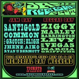 UCLA JazzReggae Fest Ticket Giveaway