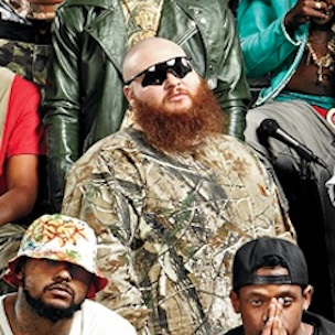 Select 2013 XXL Freshmen Unite For Mini-Tour Featuring Action Bronson