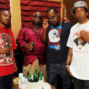"""Goodie Mob Premiers Portion Of """"Age Against The Machine"""" Cover Art, """"Pinstripes"""" Single"""
