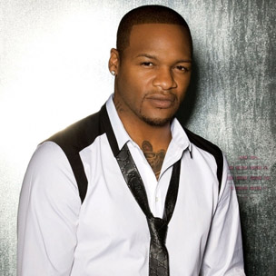 Jaheim Performs During Malcolm Shabazz' Burial Service