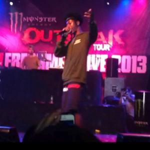 Joey Bada$$ - XXL Freshmen Show Live Performance