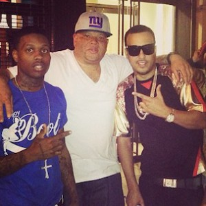 French Montana Signs Chief Keef Affiliate Lil Durk To Coke Boys