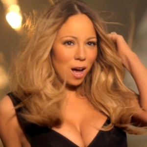 "Mariah Carey f. Miguel - ""Beautiful"""