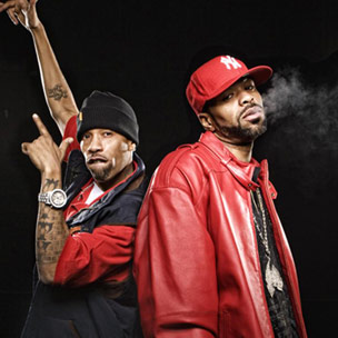 Method Man & Redman To Perform At LA's Belasco Theatre
