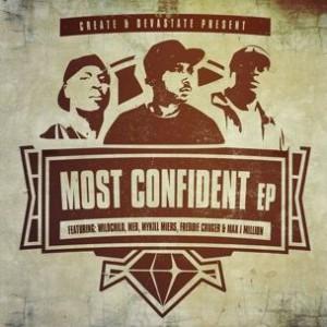 "Create & Devastate ""Most Confident"" Cover Art, Tracklist & EP Stream"