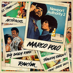 "Marco Polo ""Newport Authority 2"" Tracklist, Download & Album Stream"