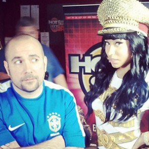 Nicki Minaj Vs. Peter Rosenberg - Hot 97 Interview