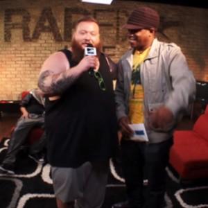 Action Bronson, Logic, Travi$ Scott & Dizzy Wright - RapFix Live Freestyle