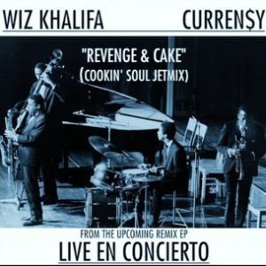 Wiz Khalifa & Curren$y - Revenge & Cake Remix [Prod. Cookin Soul]