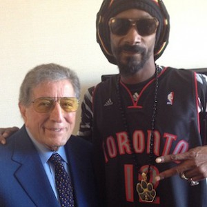 """Snoop Lion Joins Tony Bennett's Gun Safety Initiative, """"Voices Against Violence"""""""