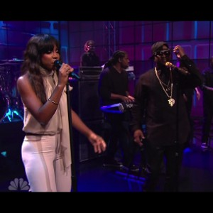 "The Dream f. Kelly Rowland - ""Where Have You Been"" (The Tonight Show Live Performance)"