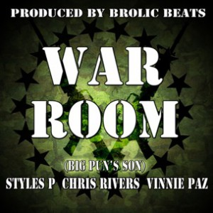Styles P f. Vinnie Paz & Chris Rivers - War Room
