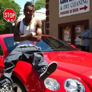 Soulja Boy Accused Of Hit & Run, Bentley Impounded