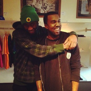 "Kanye West Wanted To Be On Tyler, The Creator's ""IFHY"""