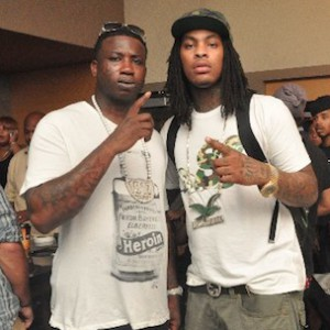 Gucci Mane Explains Waka Flocka Flame Label Situation, Friendship With Marilyn Manson