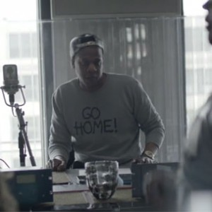 "Jay-Z f. Timbaland - ""4 More"" (""Magna Carta Holy Grail"" Samsung Commercial #2)"