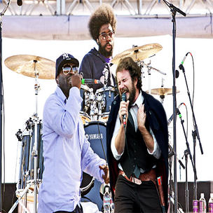 The Roots x Jim James Concert Ticket Giveaway