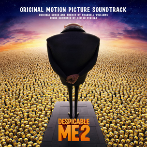 Despicable Me 2 Soundtrack Giveaway