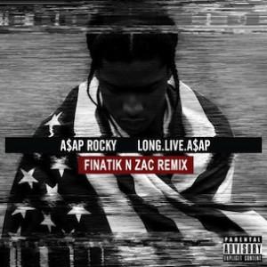 A$AP Rocky - Long Live A$AP Remix