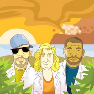 Asher Roth - Pass That Dutch Freestyle