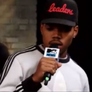 360 & Chance The Rapper - MTV RapFix Live Freestyle