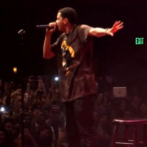J. Cole f. Kendrick Lamar - House Of Blues Houston Live Performance