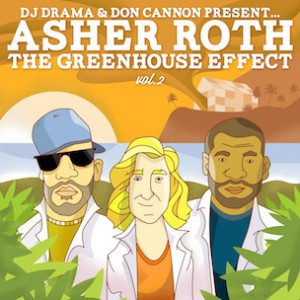 Asher Roth f. Rye Rye, Justin Bieber & Chris Brown - Actin Up