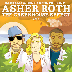 "Asher Roth ""The Greenhouse Effect Vol. 2"" Tracklist, Download & Mixtape Stream"