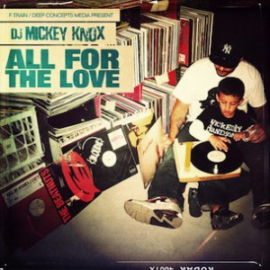 DJ Mickey Knox f. Nature, Reek Da Villain, & Peter Leo  - Against The Wall