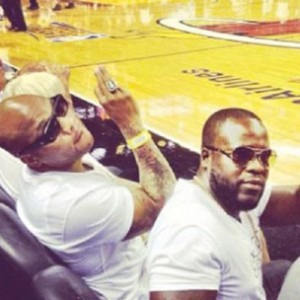 Flo Rida's Manager Was Asked Not To Attend Game 6 Of NBA Finals